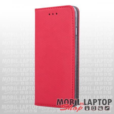 Flippes tok Samsung A307/A505/A507 Galaxy A30s/A50/A50s piros oldalra nyíló