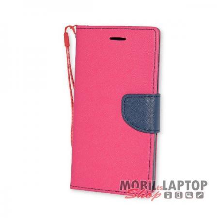 Flippes tok Samsung A520 Galaxy A5 (2017) rózsaszín-kék oldalra nyíló Fancy