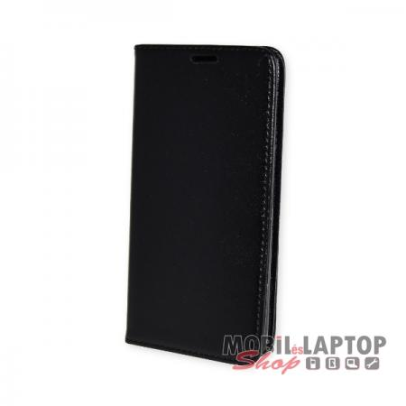 Flippes tok Samsung A530 Galaxy A8 (2018) fekete oldalra nyíló