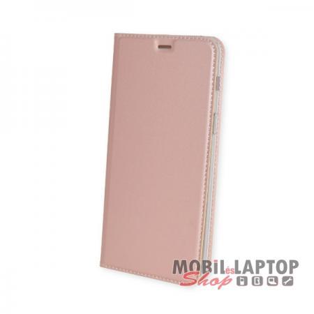 Flippes tok Samsung A530 Galaxy A8 (2018) rózsaszín oldalra nyíló