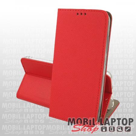Flippes tok Samsung A715 Galaxy A71 piros oldalra nyíló