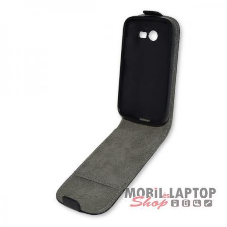 Flippes tok Samsung G110 Galaxy Pocket 2 fekete lefelé nyíló