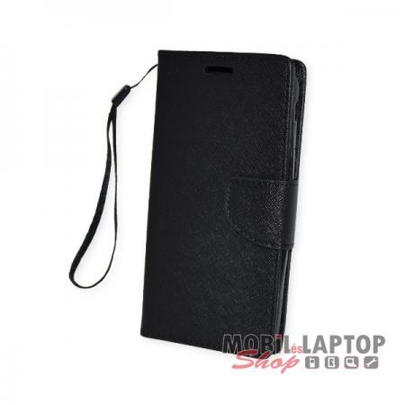Flippes tok Samsung G390 Galaxy Xcover 4 fekete oldalra nyíló Fancy