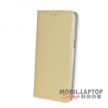 """Flippes tok Samsung G950 Galaxy S8 ( 5,8"""" ) arany oldalra nyíló"""