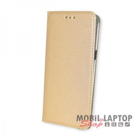 """Flippes tok Samsung G955 Galaxy S8 Plus ( 6,2"""" ) arany oldalra nyíló"""