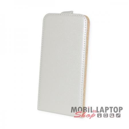 """Flippes tok Samsung G955 Galaxy S8 Plus ( 6,2"""" ) fehér lefelé nyíló"""