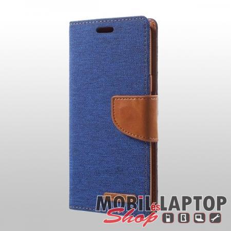 """Flippes tok Samsung G965 Galaxy S9 Plus ( 6,2"""" ) Canvas kék oldalra nyíló"""