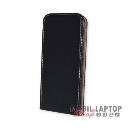 """Flippes tok Samsung G965 Galaxy S9 Plus ( 6,2"""" ) fekete lefelé nyíló"""