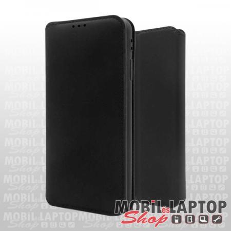 """Flippes tok Samsung G991 Galaxy S21 ( 6,2"""" ) fekete oldalra nyíló"""
