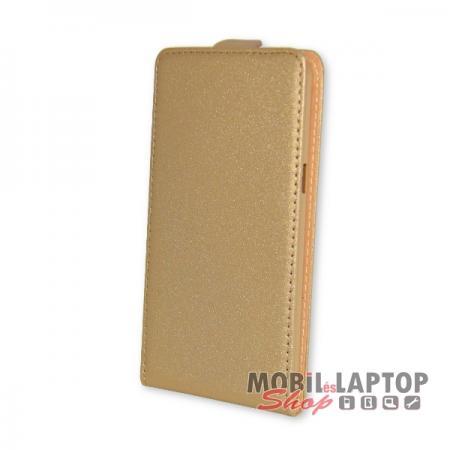 Flippes tok Samsung N930 Galaxy Note 7 arany lefelé nyíló