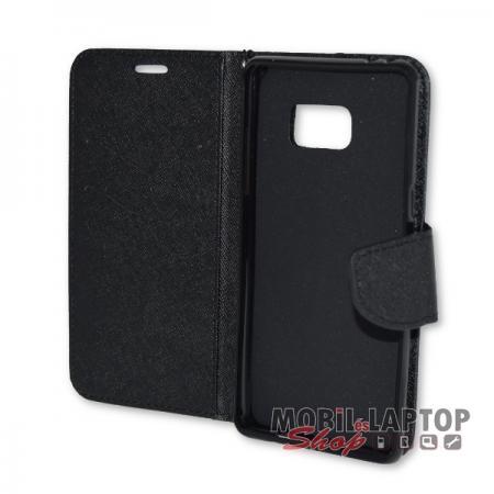 Flippes tok Samsung N930 Galaxy Note 7 fekete oldalra nyíló Fancy