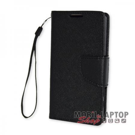 Flippes tok Sony E5803 Xperia Z5 compact fekete oldalra nyíló Fancy