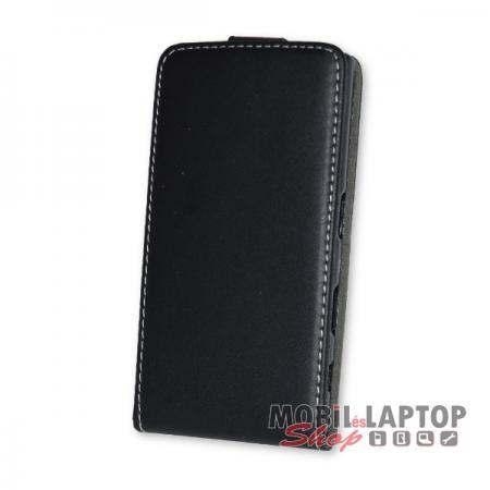 Flippes tok Sony F5321 Xperia X Compact fekete lefelé nyíló
