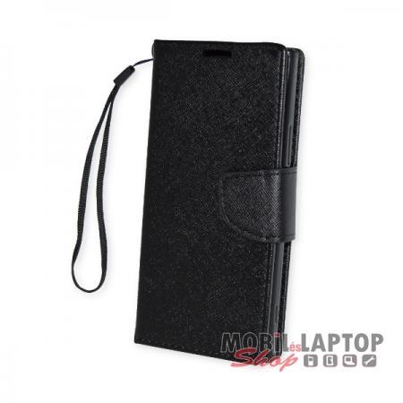Flippes tok Sony G3121 Xperia XA1 fekete oldalra nyíló Fancy
