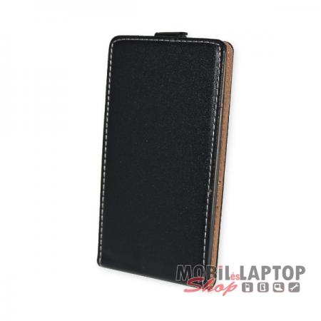 Flippes tok Sony H4311 Xperia L2 fekete lefelé nyíló