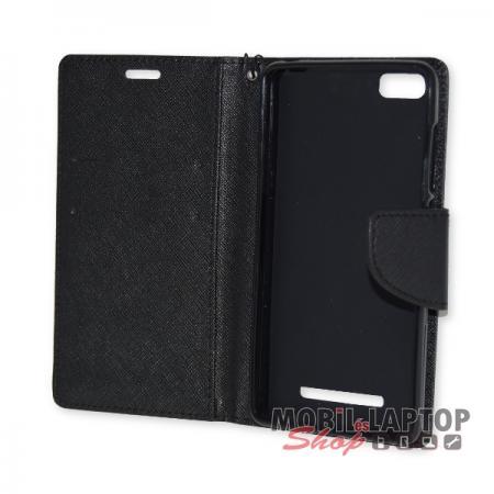 Flippes tok Xiaomi Mi 4c fekete oldalra nyíló Fancy