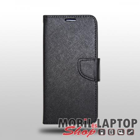 Flippes tok Xiaomi Mi A2 Lite / Redmi 6 Pro fekete oldalra nyíló Fancy