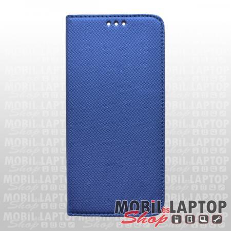 Flippes tok Xiaomi Redmi Note 8 kék oldalra nyíló