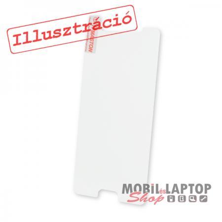 """Fólia Apple iPhone 7 / 8 ( 4,7"""" ) fekete kerettel teljes kijelzős 3D ÜVEG"""