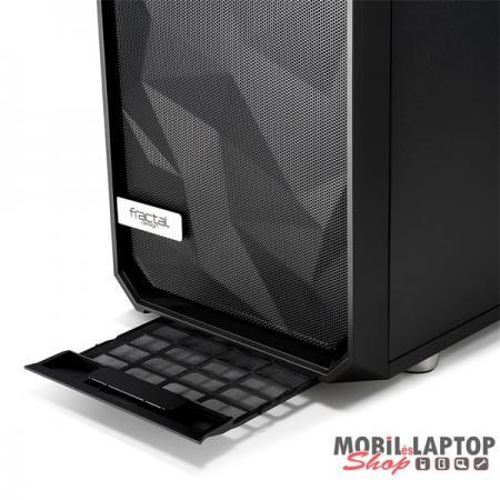 Fractal Design Meshify S2 Fekete (Táp nélküli) E-ATX ház