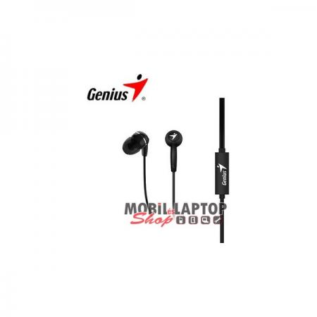 Genius HS-M320 fekete headset
