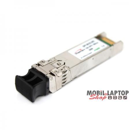 Gigalight SFP+ modul, 10GBaseSR/SW, 850 nm, 550M távolság, 0~70 hőm. tart., DDM funkció