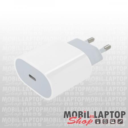 Hálózati töltő Apple USB Type-C FEJ 20W ( MHJE3ZM/A ) (A2347)