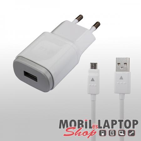 Hálózati töltő LG Micro USB 1800mAh fehér ( MCS-04ED + EAD62377922 )