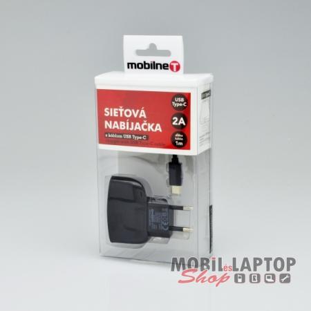 Hálózati töltő univerzális USB-C 3.1 2A PRÉMIUM