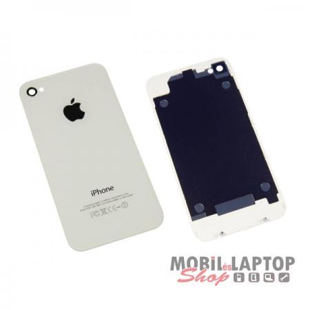 Hátlap Apple iPhone 4 szerelhető fehér