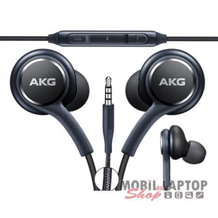 Headset sztereo AKG Samsung Galaxy S8 fekete 3,5mm EO-IG955-HF