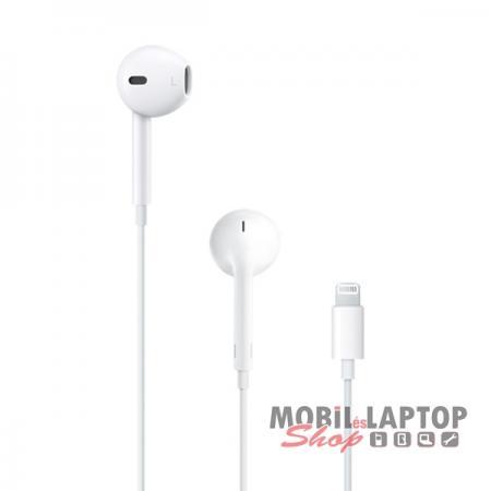Headset sztereo Apple iPhone EARPODS lightning csatlakozóval ( iPhone 7 )  MMTN2ZM A 3a06e634d8
