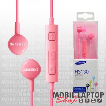 Headset sztereo Samsung 3,5mm rózsaszín EO-HS1303PE