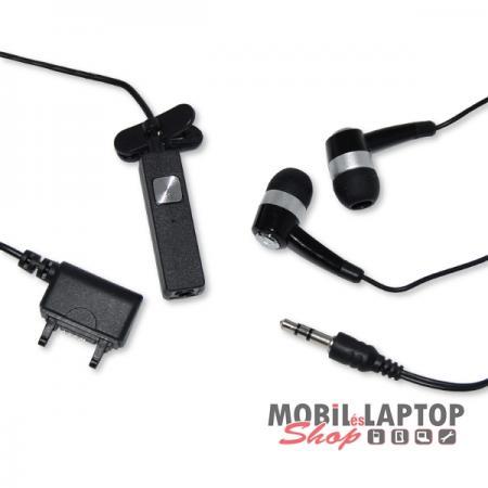 Headset sztereo Sony Ericsson K750 / K800 / W880 JACK középen szétszedhető