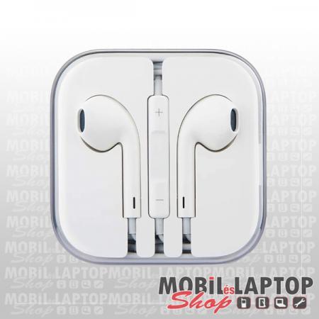 Headset sztereo univerzális USB-C fehér / fekete