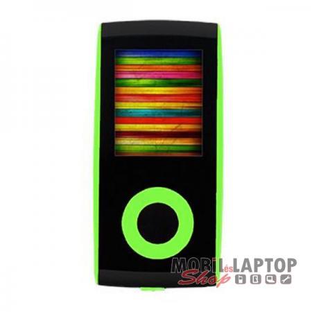 Hordozható lejátszó ConCorde 630 MSD MP4 fekete-zöld