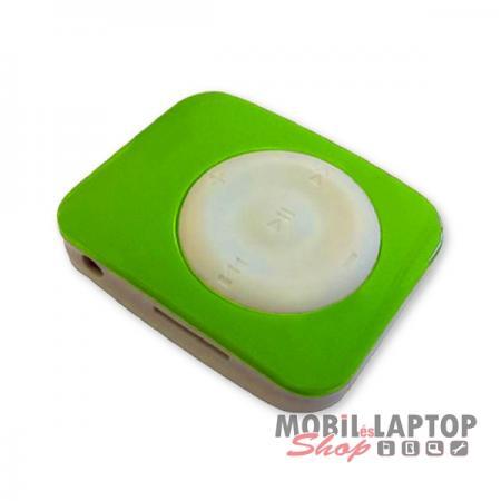 Hordozható lejátszó ConCorde MP3 D230 zöld