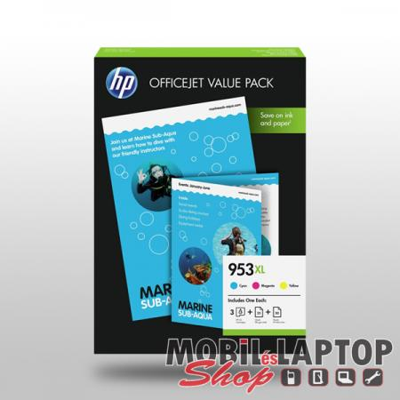 HP 1CC21AE 953XL színes tintapatron csomag  cd8e3ae9e0