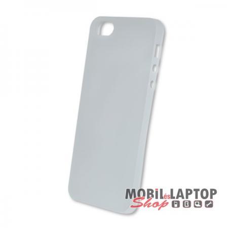 Kemény hátlap Apple iPhone 5 / 5S / SE vékony átlátszó