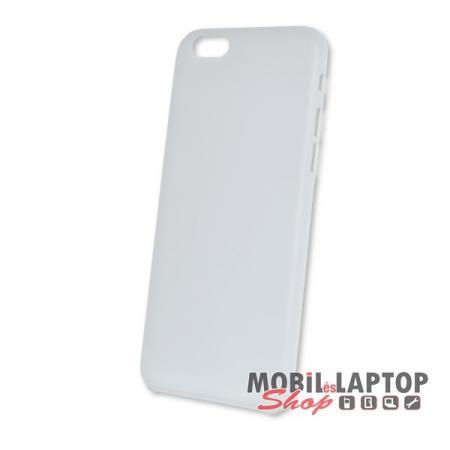 Kemény hátlap Apple iPhone 6 / 6S vékony átlátszó