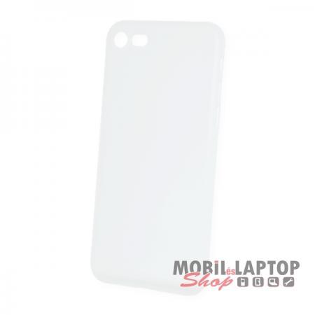 """Kemény hátlap Apple iPhone 7 / 8 ( 4,7"""" ) vékony átlátszó"""