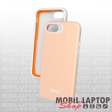 """Kemény hátlap Apple iPhone 7 / 8 / SE 2020 ( 4,7"""" ) ütésálló arany GEAR4 Trafalgar"""