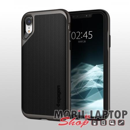 """Kemény hátlap Apple iPhone XR ( 6,1"""" ) Gunmetal SGP Neo Hybrid ütésálló"""