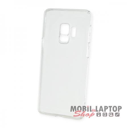 """Kemény hátlap Samsung G960 Galaxy S9 ( 5,8"""" ) vékony átlátszó"""