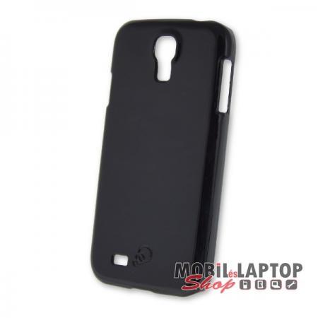 Kemény hátlap Samsung I9500 / I9505 Galaxy S4 fekete