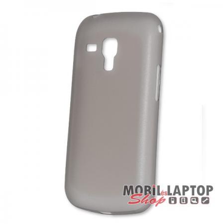 Kemény hátlap Samsung S7560 / S7562 / S7580 / S7582 Galaxy Trend / S Duos vékony füst