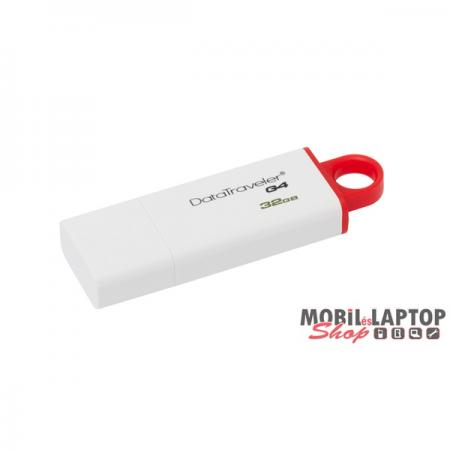 Kingston 32GB USB3.0 Piros-Fehér (DTIG4/32GB) Flash Drive