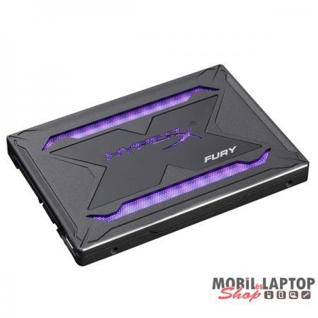 "Kingston 480GB SATA3 2,5"" HyperX FURY RGB (SHFR200/480G) SSD"