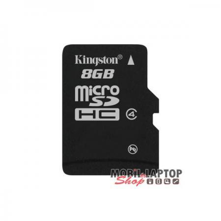 Kingston 8GB SD micro (SDHC Class 4) (SDC4/8GBSP) memória kártya