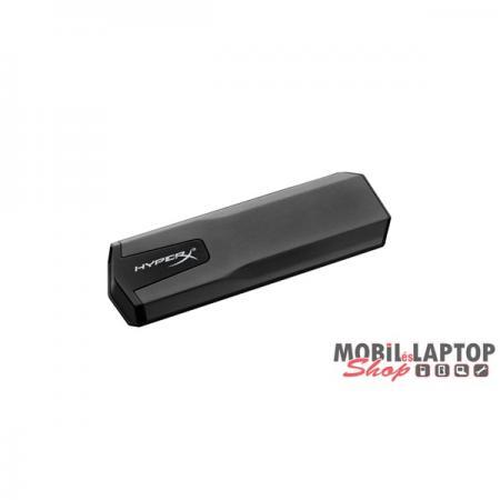 Kingston SAVAGE EXO 480GB USB3.1 fekete külső SSD